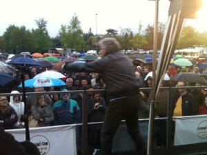 Grillo a Pistoia 2012